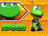 Frogger - New Internation Track & Field