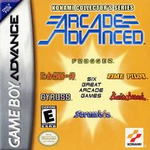Konami Collector Series Arcade Advanced - GBA