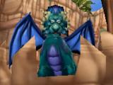 Hiss the Cat Dragon