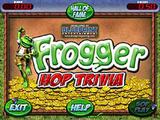 Frogger Hop Trivia