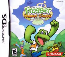 Frogger Helmet Chaos 3DS (U)