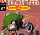 Frog Raccoon Strawberry Issue 2