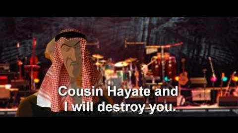 Achmed Frollo's Revenge