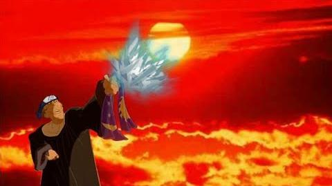 Frollo's Cousins episode 5 Hayate Frollo Beats the Heat