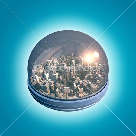 File:Dep 7233657-Glass-dome-city-scene.jpg