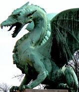 Ljubljana dragon Slovenia -dailyshoot