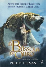 A bússola de ouro livro capa filme