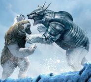 Iorek VS Ragnar