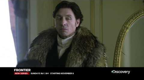Frontier Premieres Sunday November 6 On Discovery Canada