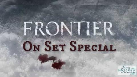 SABStv FRONTIER On Set Special