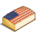 Flag Cake-icon