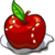 Bobbing Apple-icon