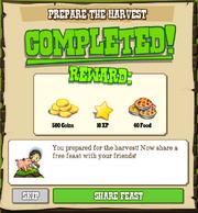 Gallery Prepare the Harvest Complete