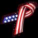 Patriotic Ribbons-icon