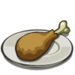 Chicken Drumstick-icon