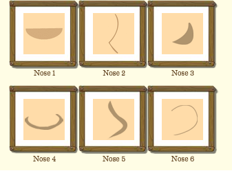 nose types frontierville wiki fandom powered by wikia