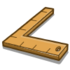 Framing Square-icon