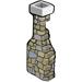 Cabin Stone Chimney-icon