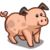 Pig Adult-icon