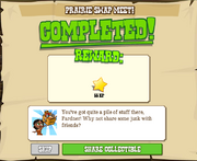 Prairie Swap Meet! Complete