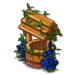 Black Rose Wishing Well-icon