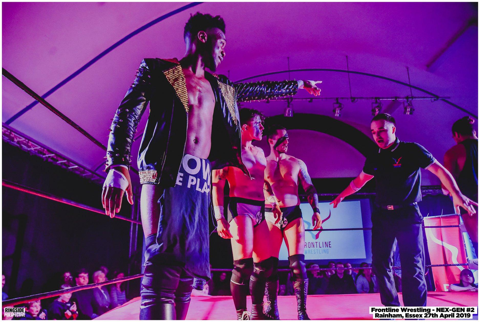 """Résultat de recherche d'images pour """"the ojmo wrestler"""""""