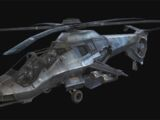 AH-67 Mohawk Attack Helicopter