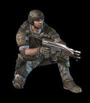 WC Assault Soldier