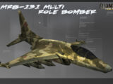 MRB-131 Multi-Role Bomber