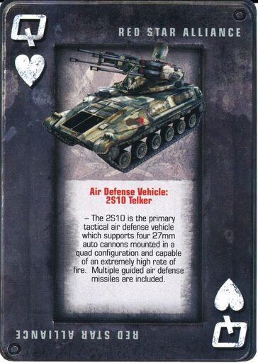 Cards hearts queen 2s10