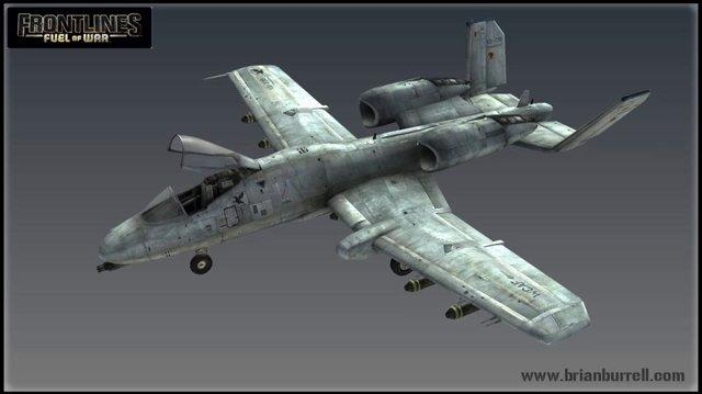 Frontlines - Western Coalition Jet Bomber