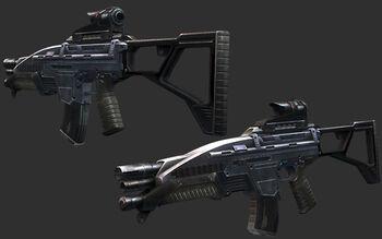 WC Assault Rifle