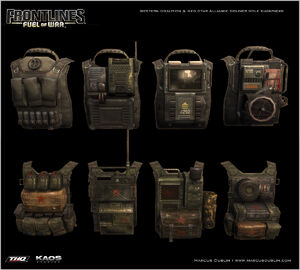 MarcusDublin FrontlinesFOW WC RS Soldier Role Backpacks