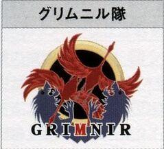 Grimnir logo