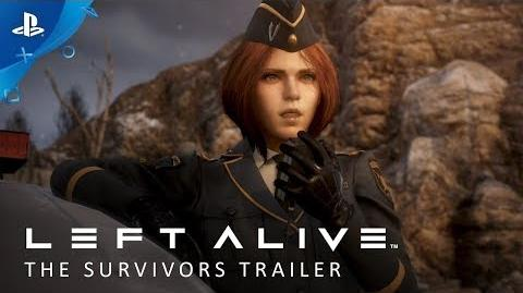 Left Alive – The Survivors PS4