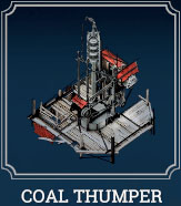 Coal thumper