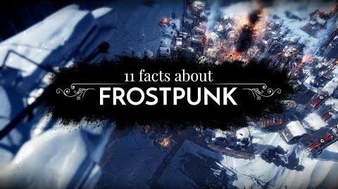 11 facts about Frostpunk Features Trailer