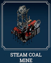 Steam coal mine