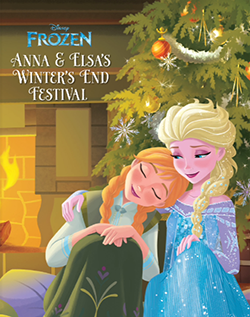 Anna & Elsa's Winter's End Festival