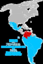 Mundo Frozen Map