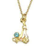 Necklace Amulet Pendant Silhouette Elsa