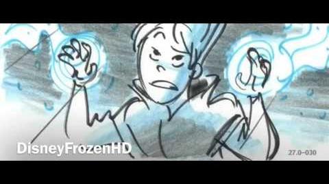 """""""Evil Elsa"""""""
