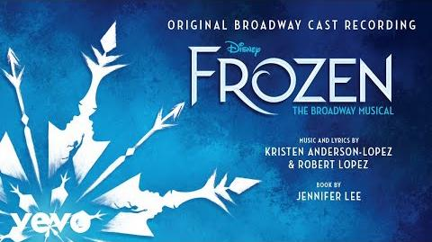 """A Little Bit of You (From """"Frozen The Broadway Musical"""" Audio Only)"""