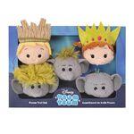 Frozen Tsum Tsum Troll set stuffed toys