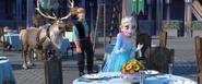 FF Elsa widzi Olafa