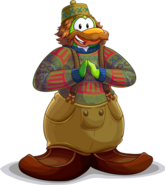 Oaken Club Penguin