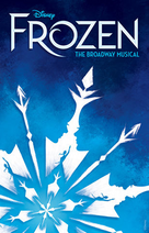 Frozen The Musical Poster