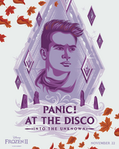 Panic! At The Disco Into The Unknown