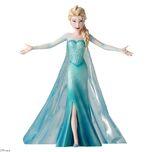 Disney Showcase Haute-Couture Let It Go Elsa Figurine