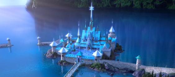 Resultado de imagen para castle Frozen